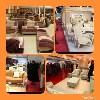 نمایشگاه مبلمان و سرویس خواب در محل نمایشگاه بینالمللی اردبیل افتتاح شد.